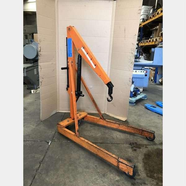 MU436 - OMCNGRU Used Lifting Crane