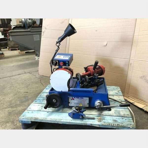 MU438 PEG RV 2000 VALVE GRINDING MACHINE