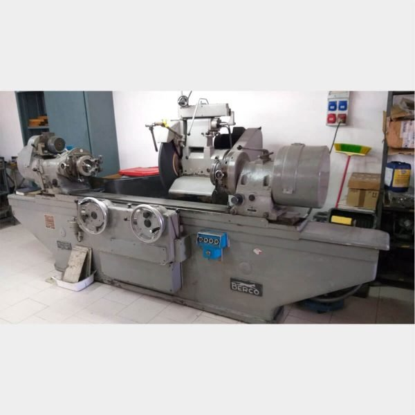 MU452 BERCO RTM260A CRANKSHAFT GRINDING MACHINE