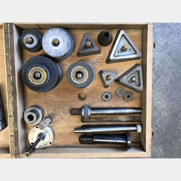 MU460 - BERCO ARB 651 RETTIFICA BIELLE USATA