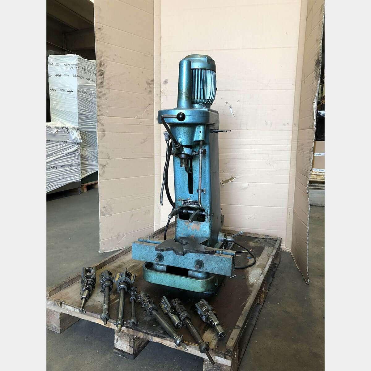 berco sr2 2 cylinder honing machine
