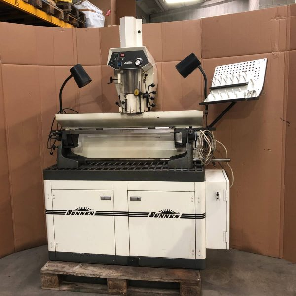 SUNNEN VGS 20 Used Valve Seat Cutting Machine