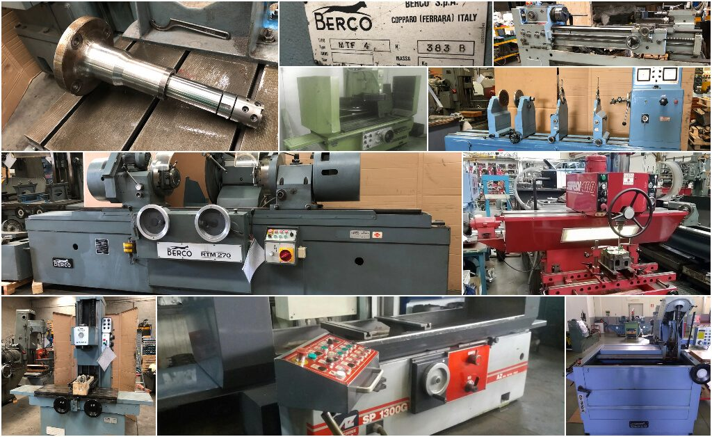 Used Machine tools The Ultimate Tooling