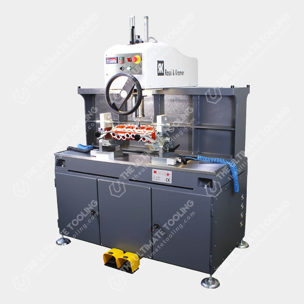 PEG RS 993 Valve Seat Cutting Machine