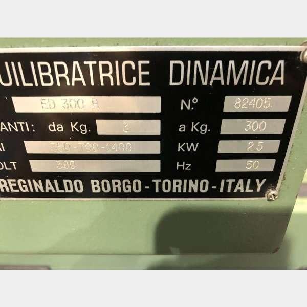 BORGO Dinamica ED 300 R Bilanciatrice