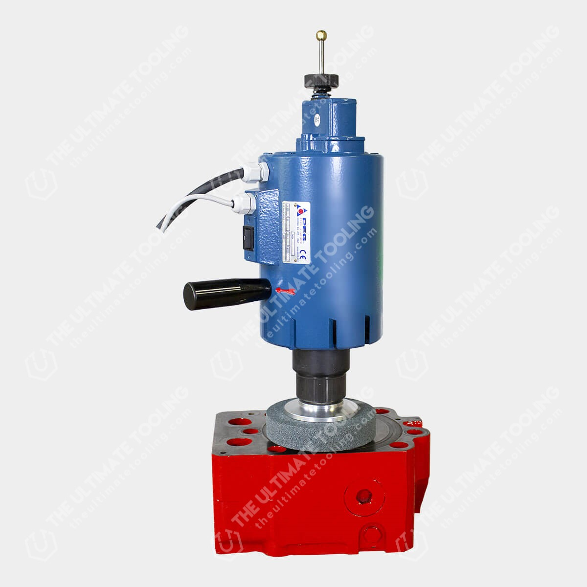 PEG 125 valve seats grinding machine