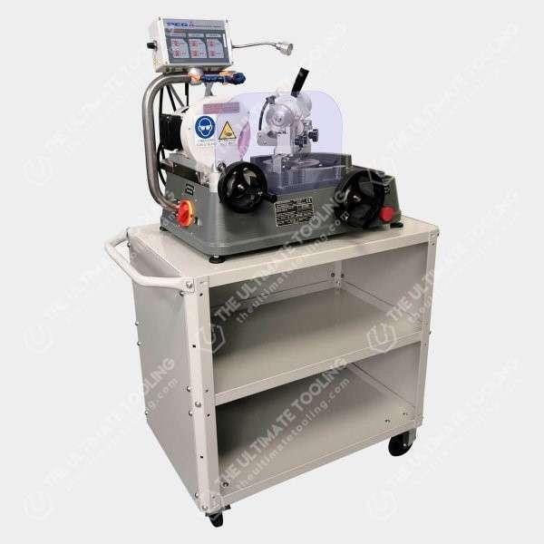 RV 3000 - Rectificadora sin centros de valvulas