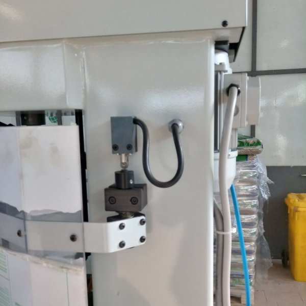 BERCO SR 100 used cylinder honing machine