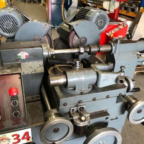 ZANROSSOBIG usedbrake rotor grinder