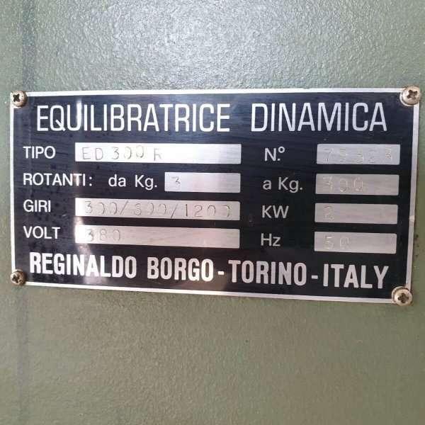 BREDA ED300R bilanciatrice