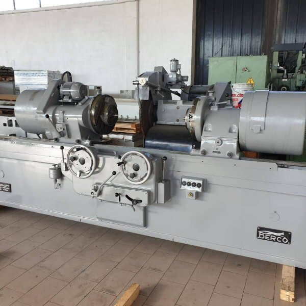 BERCO RTM 300 Crankshaft grinding machine
