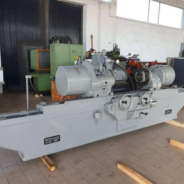 BERCO RTM 300 Crankshaft grinding machine