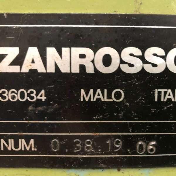 MU491 ZANROSSO SB 90 Alesadora de asientos de valvulas