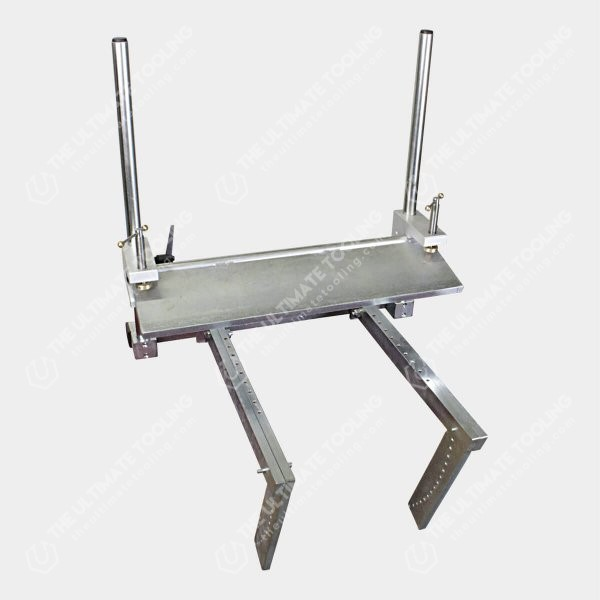 Soporte de montaje en pared para FM1 fresadora manual de asientos de válvula