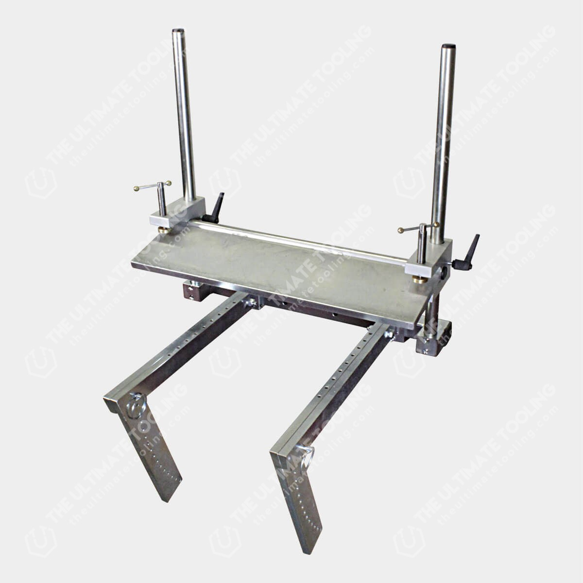FM1 Manual Valve Seat Machine wall mounting support