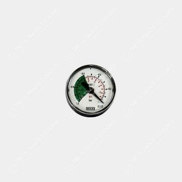 pressure gauge for Vacucheck 90