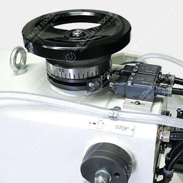 STC-330-inversión automática del cabezal