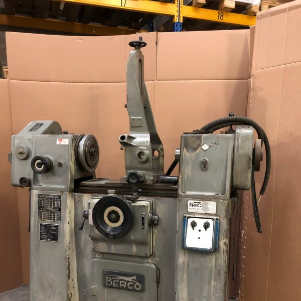 BERCO ARB 500 used conrod grinding machine