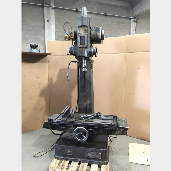 BERCO D 31 Used Cylinder Boring Machine