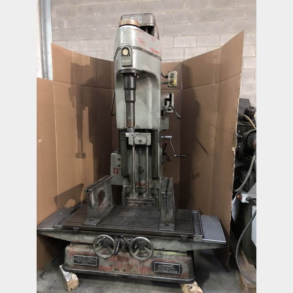 BERCO AC 700 Used Cylinder Boring Machine