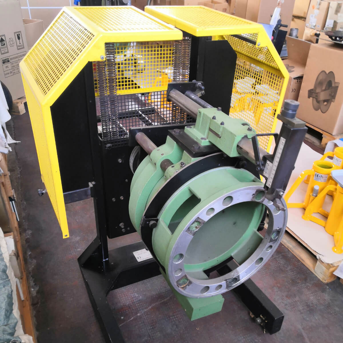 PMD NEU 60 Used On-The-Vehicle Disc Lathe