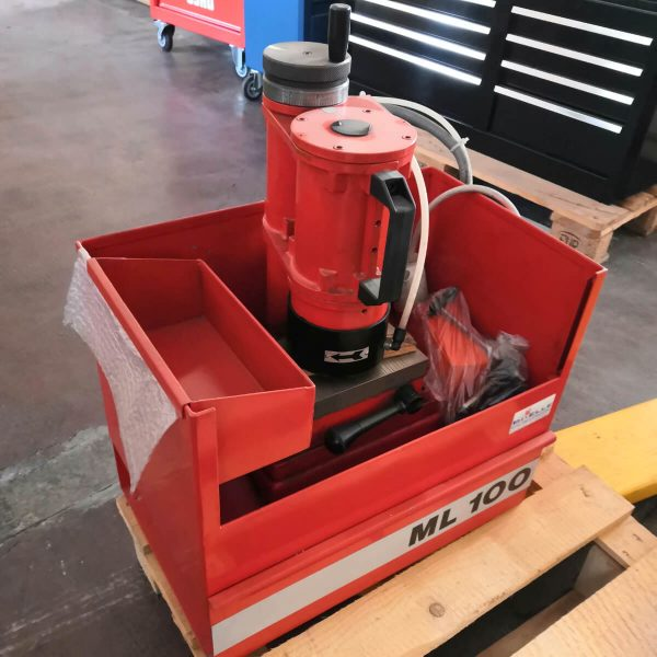 PMD ML 100 Used Valve Shim Grinder