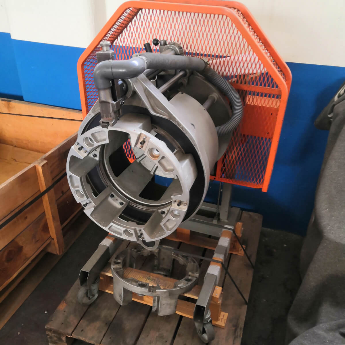 CAORLE TE 48 Used Brake Shoe Grinder