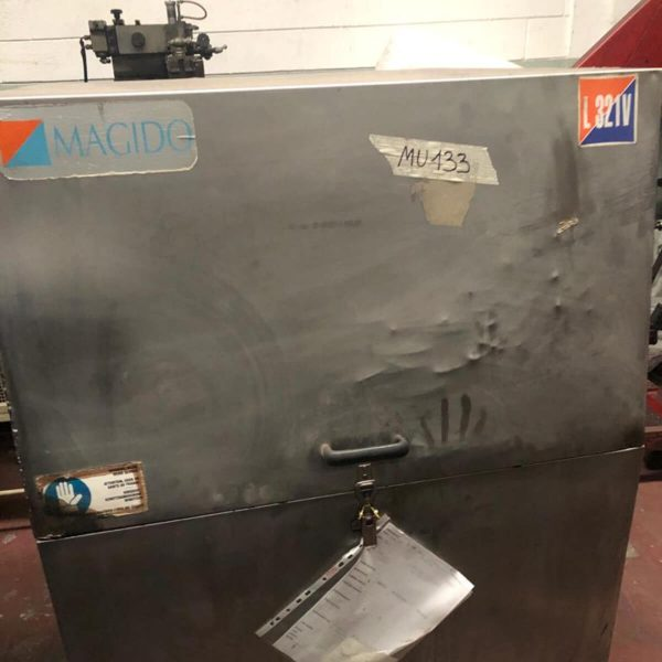 MAGIDO 321 V Used Washing Machine