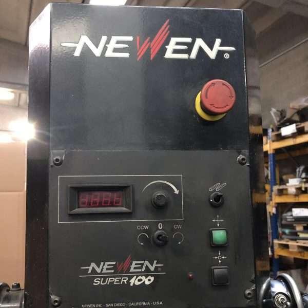 NEWENSUPER 100 UsedValve Seat Cutting Machine