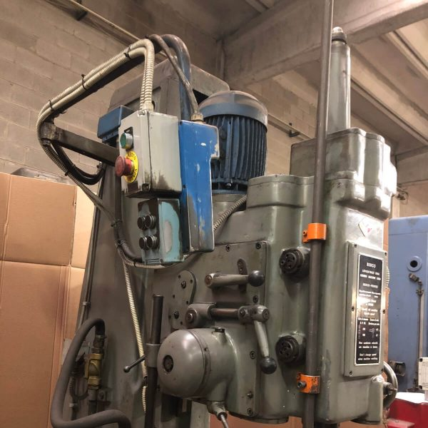BERCO D 33 A Used Cylinder Honing Machine