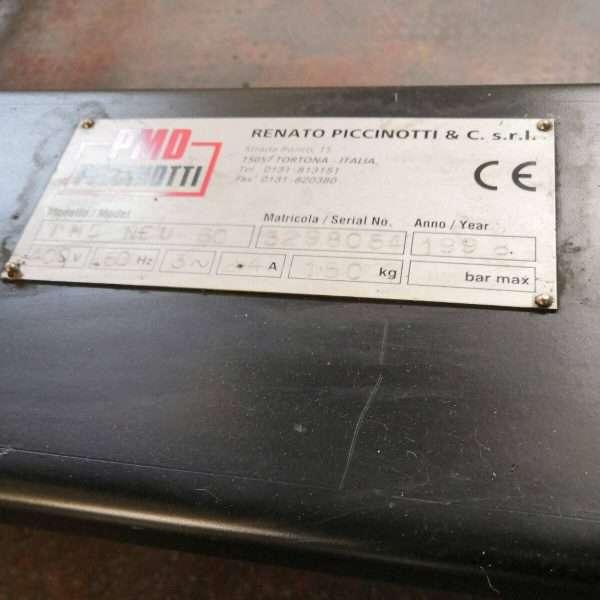 PMDNEU 60 UsedOn-The-Vehicle Disc Lathe