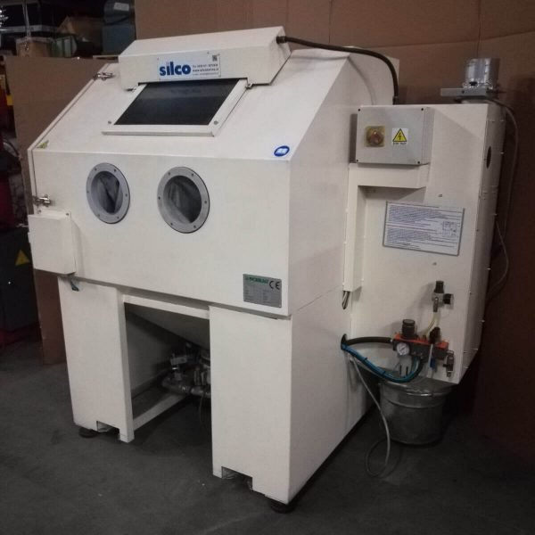 SILCO S12P Pallinatrice Usata