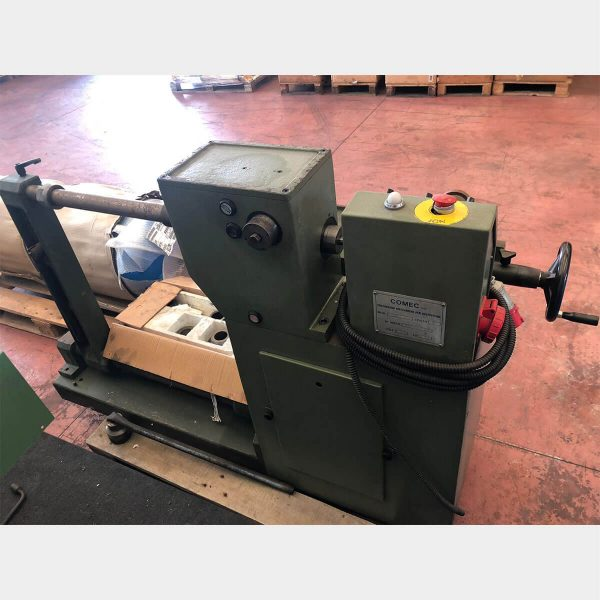 COMECTR 1500 UsedBrake Disc And Drum Lathe