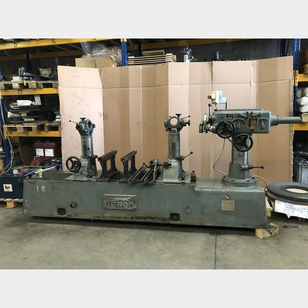 BERCO BC 4 Used Horizontal Boring Machine