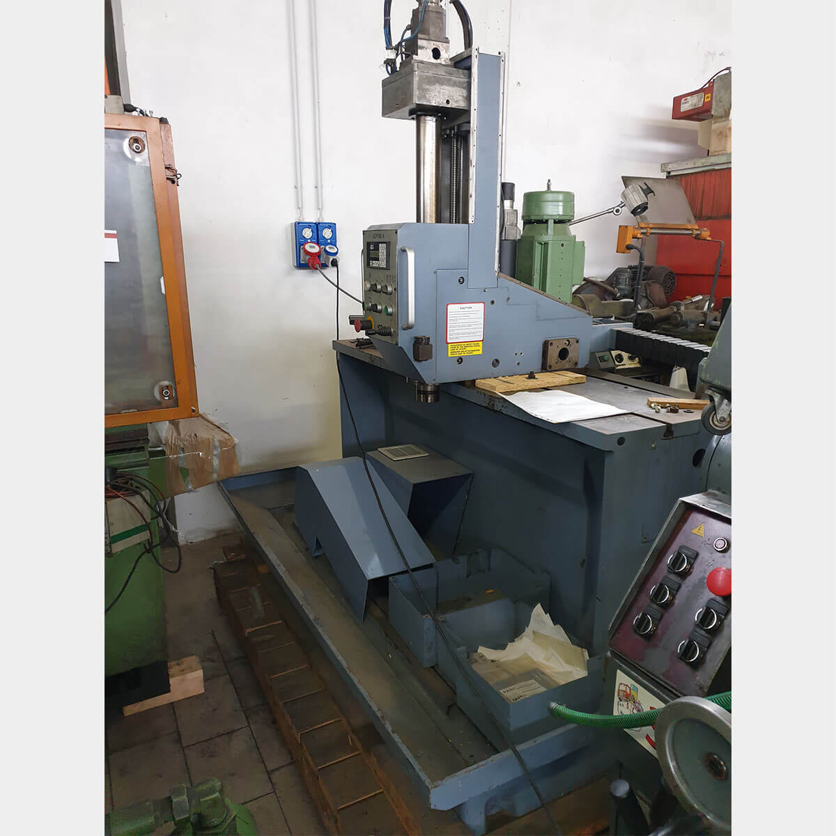 BERCO ACP 160 A Used Cylinder boring machine
