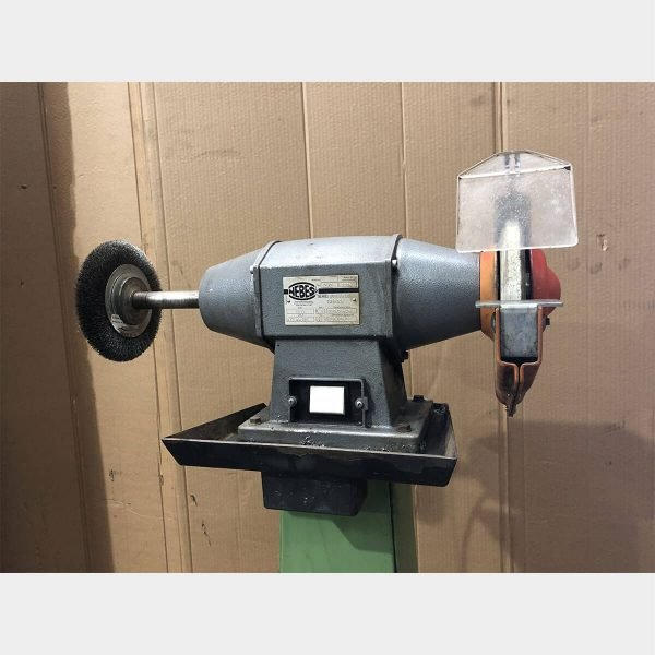 HEBES CE/2 Used Bench Grinder