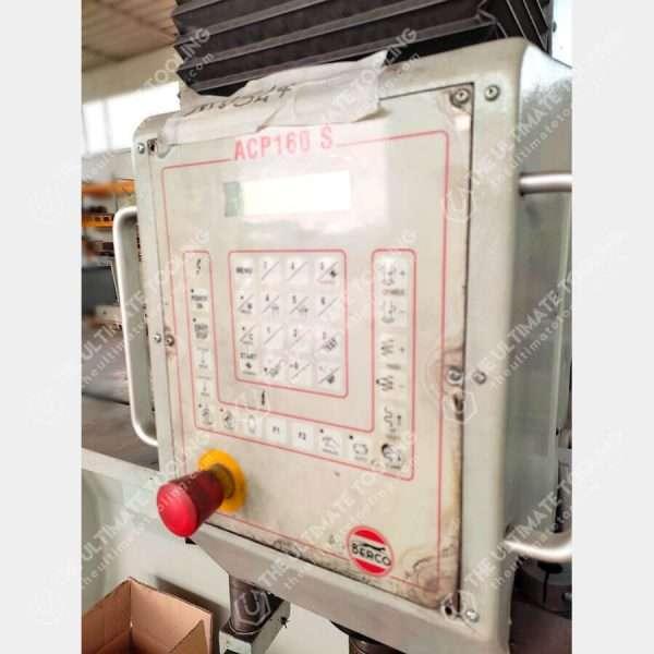 The Ultimate Tooling - MU547 - BERCOACP 160 S-L Alesadora De Cilindros Usada