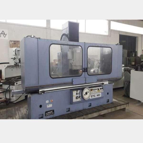 BERCO STC461/2000 vers B Spianatrice Testate Usata
