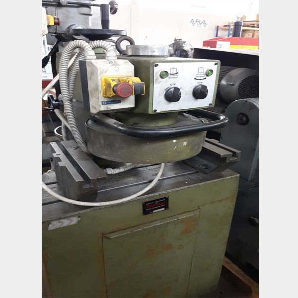 ZANROSSO LAPIDELLO Used Cylinder Head Resurfacing Machine
