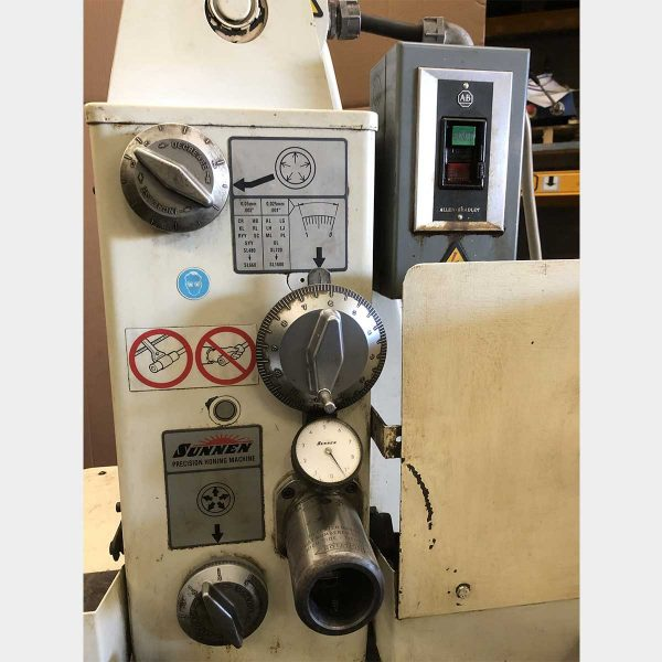 SUNNENLBB-1660-CG UsedCylinder Honing Machine