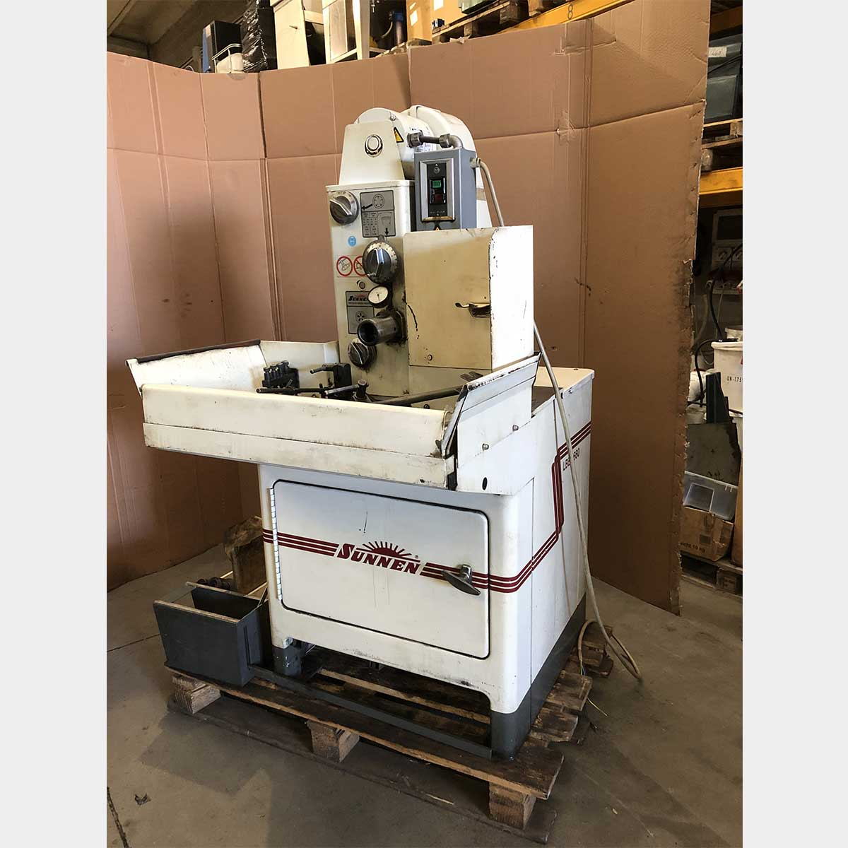 SUNNEN LBB-1660-CG Used Cylinder Honing Machine