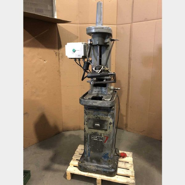 BERCO BR-2 Used Cylinder Honing Machine