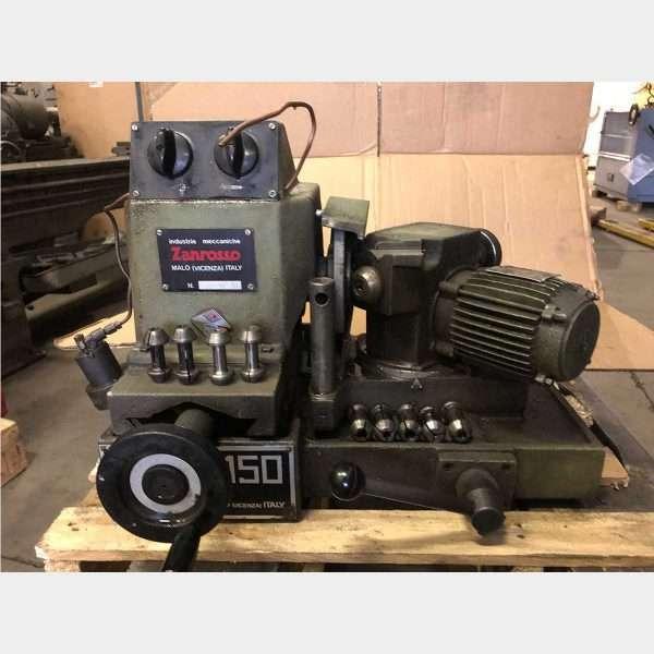 ZANROSSODYNA 150 UsedValve Grinding Machine