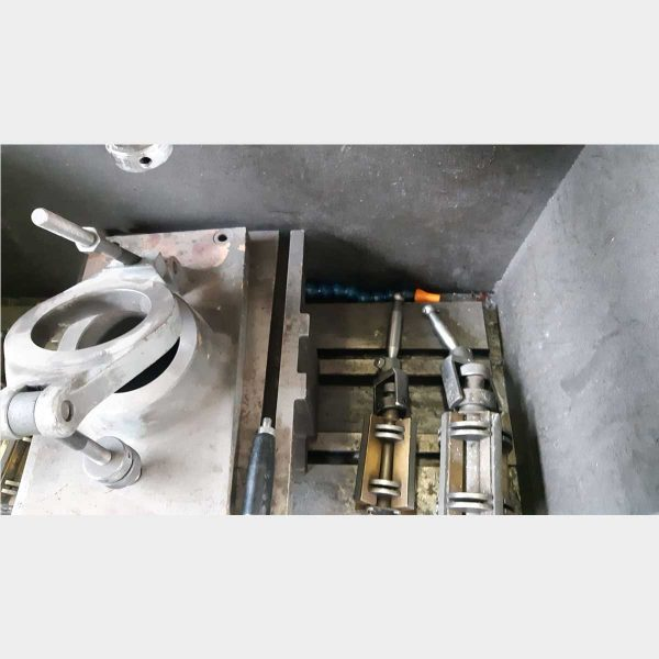 ZANROSSOREX Y UsedCylinder Honing Machine
