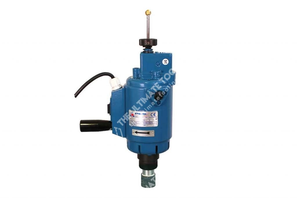 PEG 8 valve seats grinding machine