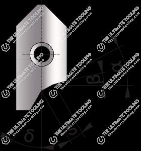 Inserto para Alesadora de asientos de valvulas Berco ASV BL
