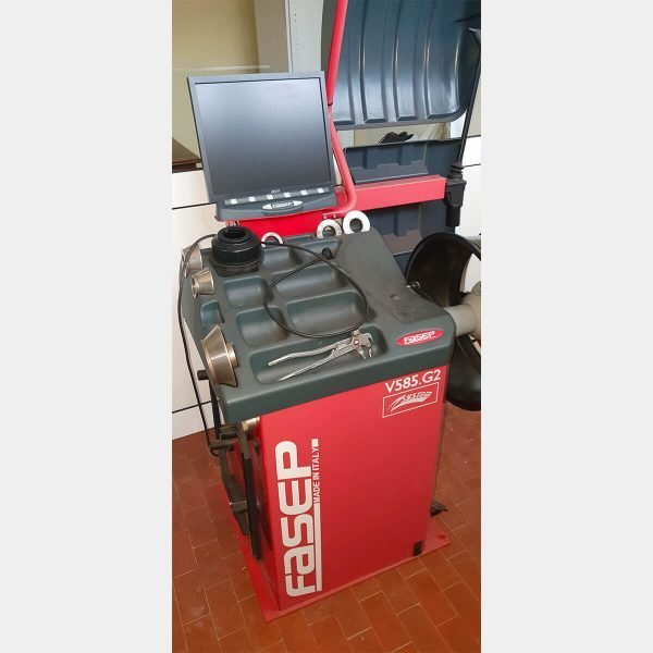 FASEP V585.G2 Used Wheel Balancer