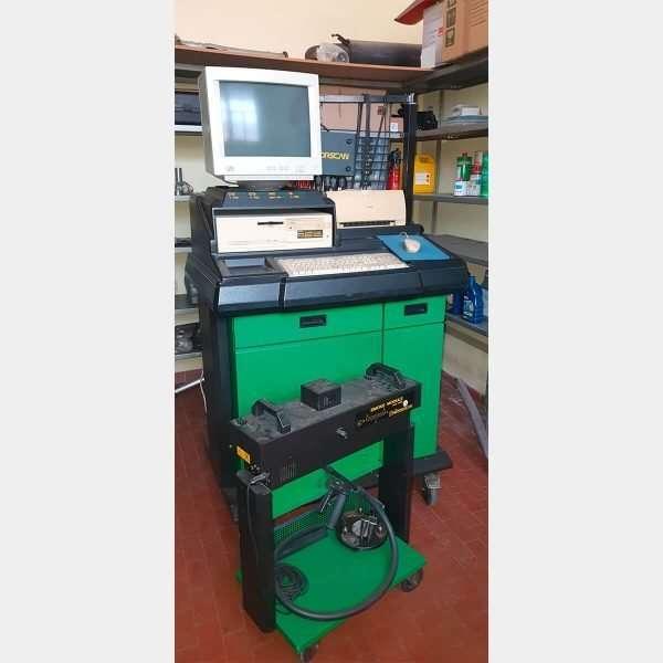 XU111 MOTORSCAN MULTEX PC 8000 Banco Diagnosi