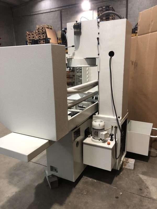 BERCO STC 361 C 1000 Spianatrice Testate