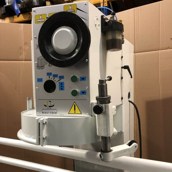 BERCOSTC 361 C 1000 UsedCylinder Head Resurfacing Machine